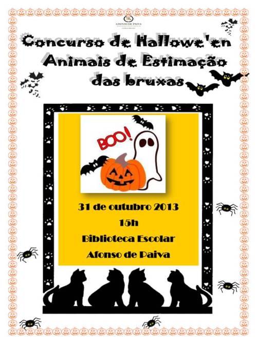 Cartaz Halloween 2013
