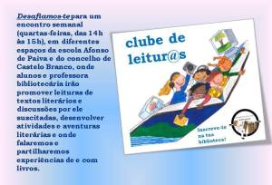 cartaz_Clube de Leitur@s