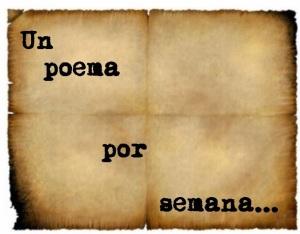 un poema por semana