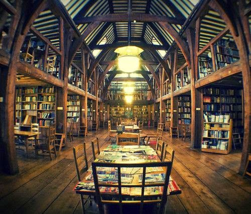 Super-Cool-Library-Spaces-Bedales-School-Memorial-Library